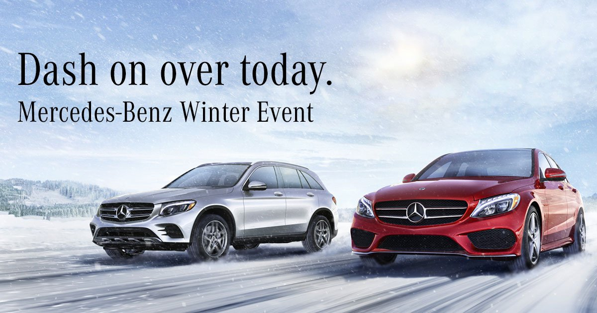 The Winter Event Has Arrived At Mercedes Benz Of Nanuet! Come In And Take  Advantage Of Limited Time Offers All Month Long. Http://ow.ly/6dZ030gxAxf  ...
