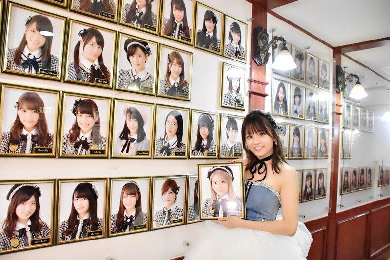 卒業公演でした! AKB48のおかげで 次の一歩が踏み出せます。 ありがとうございました!!!