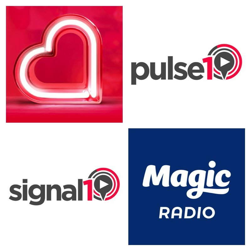 signal1official signal christmas and pulse1radio pulse christmas get the app to listen for free httpxmasradiomobi pictwittercomhqowjedvca - What Is The Christmas Radio Station