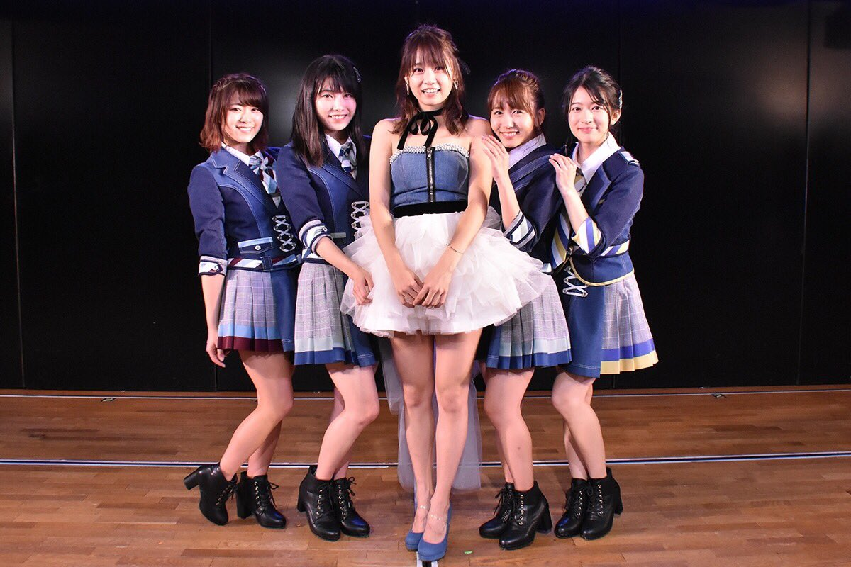 島田、卒業おめでとう。 最高に綺麗でかっこよかったよ! アイドルお疲れさまでした。 これからもよろし…