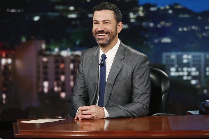 A happy birthday from TTT to Jimmy Kimmel!