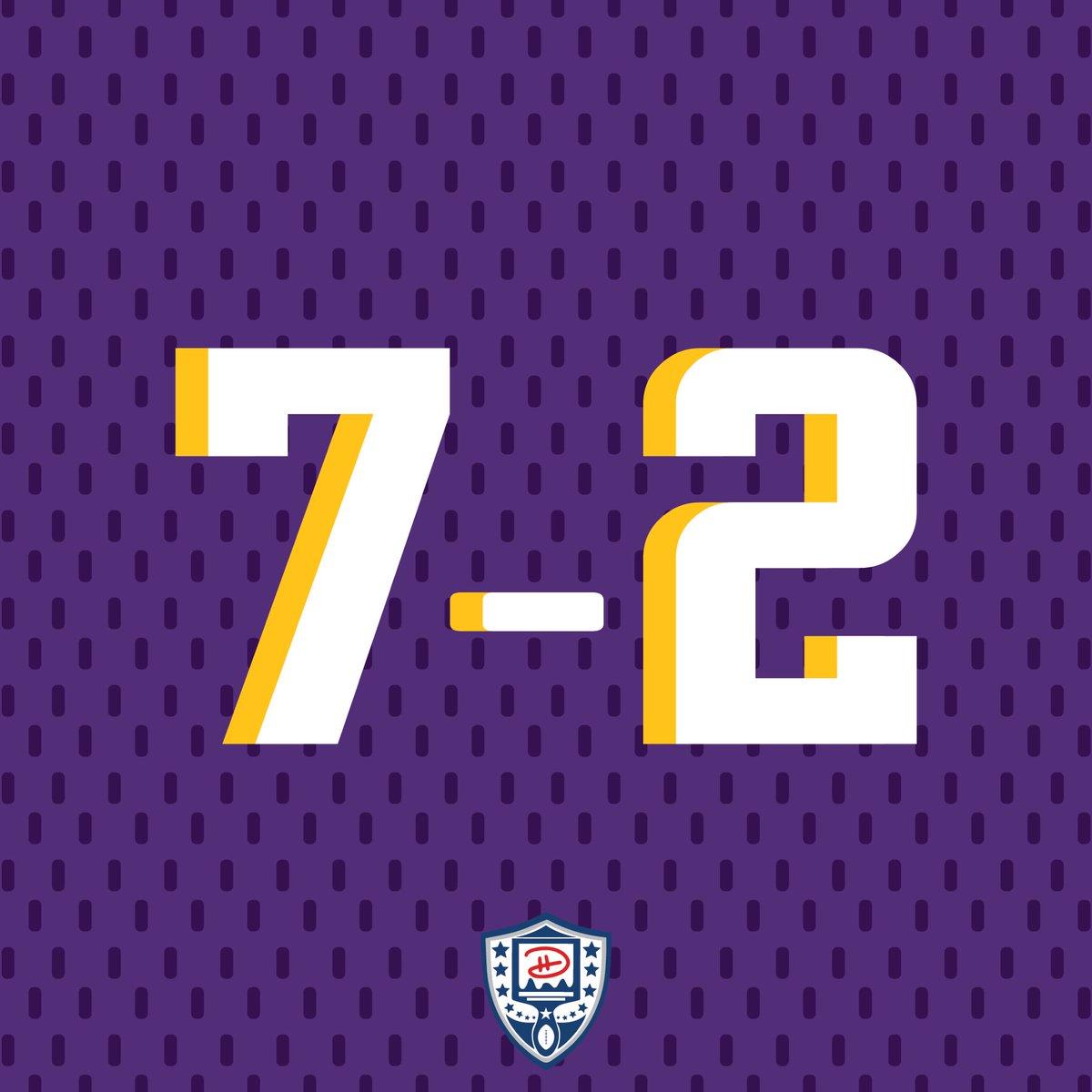 Sooo we're 7-2  #skol  #vikings #nfl #Minnesota #Minneapolis #vikes #favre #diggs #design #score #standings #leaders #nfc #afc #football #monday #sports #playoffs #art #football #typography #allday #teddybridgewater #MillieBobbyBrown #StrangersThings #netflix #eleven #style #fun<br>http://pic.twitter.com/Ew4jn11Yi7