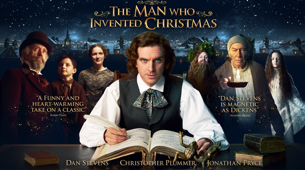 Check out #O2Priority this week for free cinema tickets to see @InventChristmas ➡️ https://t.co/S92xWvTMNh