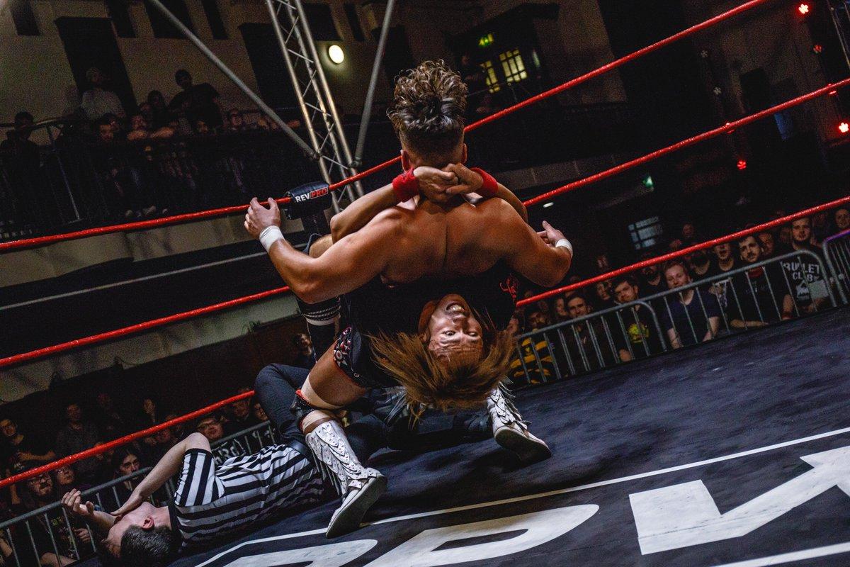 """NJPW/RevPro: Resultados """"Global Wars UK 2017"""" Días 1 y 2 - Zack Sabre Jr. retiene su título ante Will Ospreay 5"""