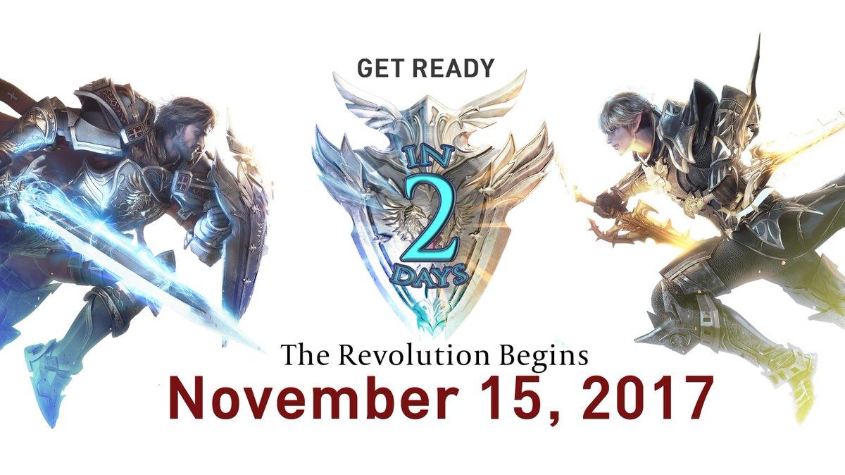 Lineage 2: Revolution on Twitter: