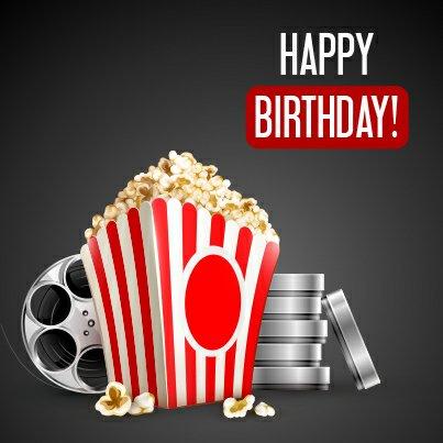 Whoopi Goldberg, Happy Birthday! via
