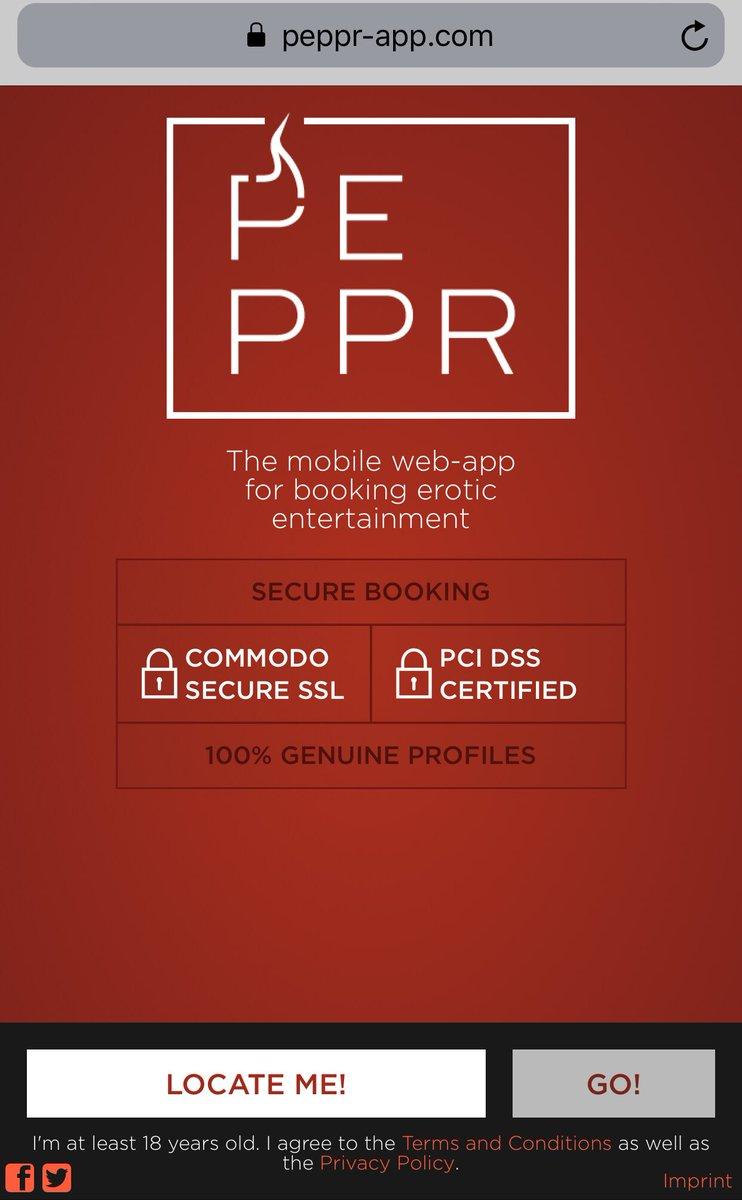 App peppr Peppr app