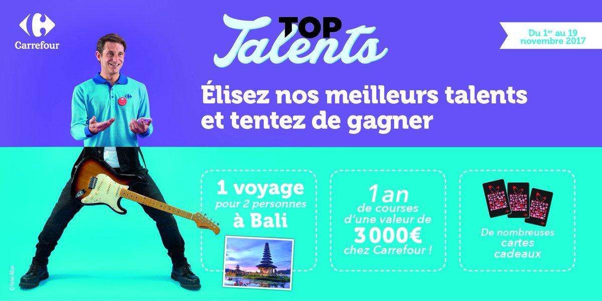 Carrefour On Twitter Découvrez Nos Talentueux