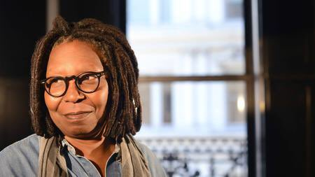 Happy Birthday to American actress, comedian, author and television host Whoopi Goldberg