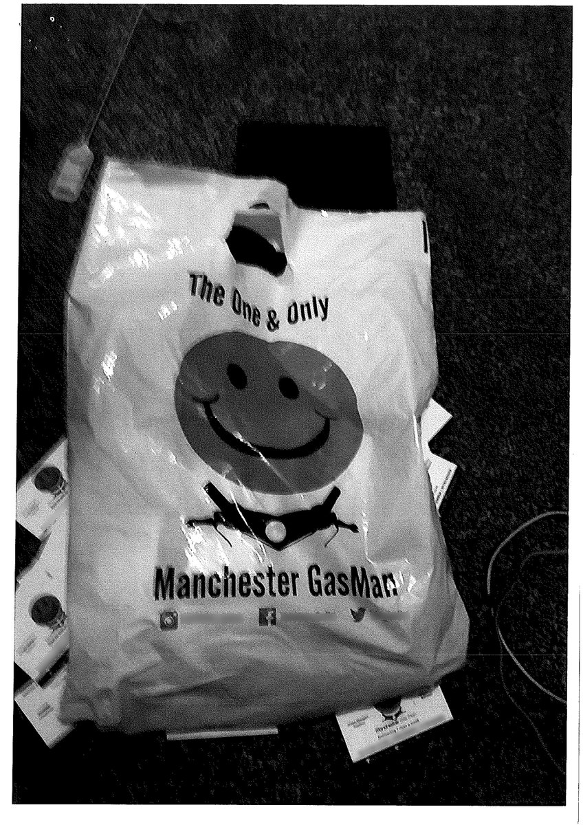 Cps on twitter nitrous oxide dealer dubbed manchester gas man nitrous oxide dealer dubbed manchester gas man who used business cards hooded tops and plastic bags emblazoned with his nickname to sell to students in reheart Images