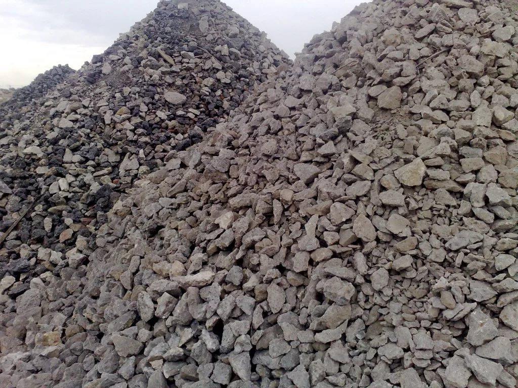бетон фракция