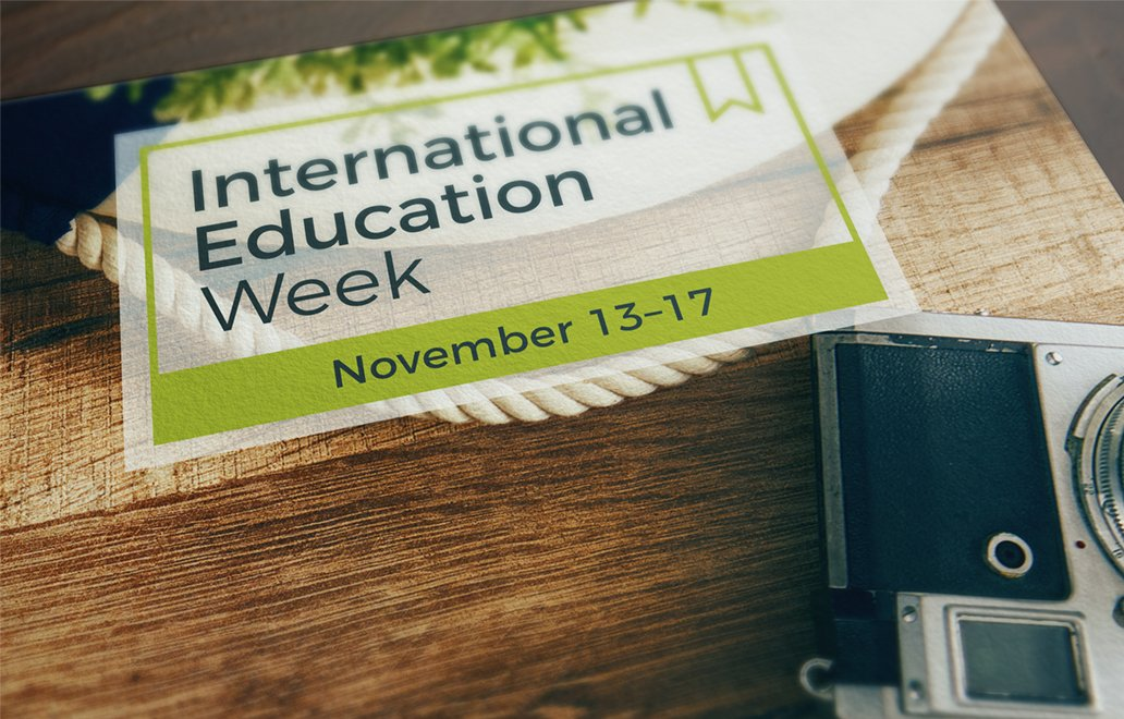 test Twitter Media - International Education Week (IEW) Nov. 13-17  Celebrate the benefits of intntl education & exchange #iew2017 https://t.co/4CvM2q0Kx0 https://t.co/PLS9RSAFHd