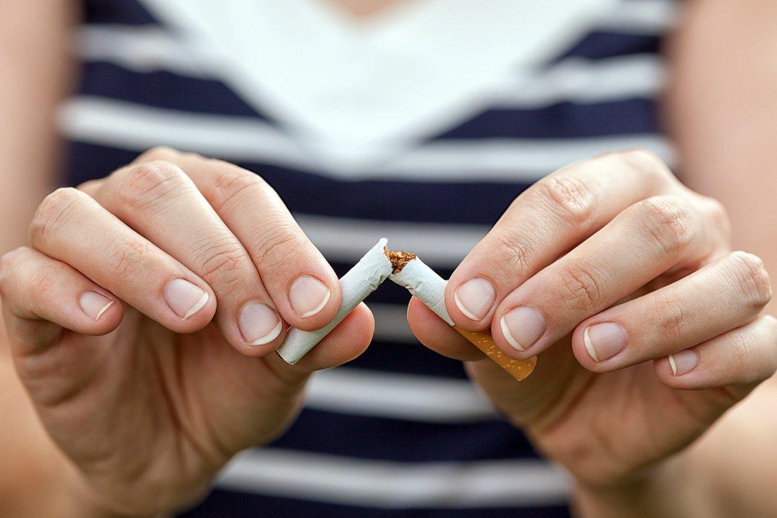 #AconteceuNaSaúde | Parar de fumar não é fácil. O apoio de amigos e familiares é bastante importante no processo. https://t.co/T2e9T8pWhB