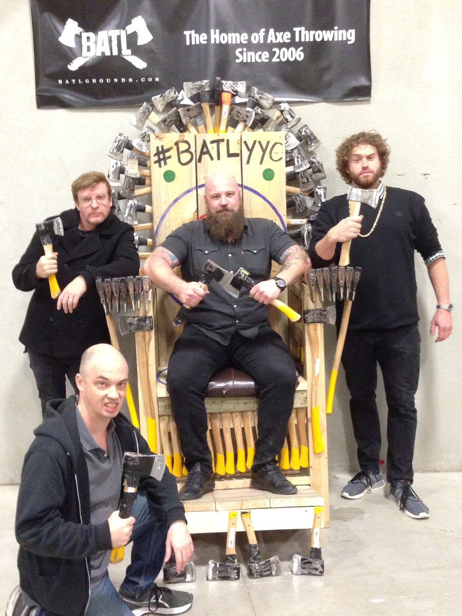 batl axe throwing batlgroundsaxe twitter