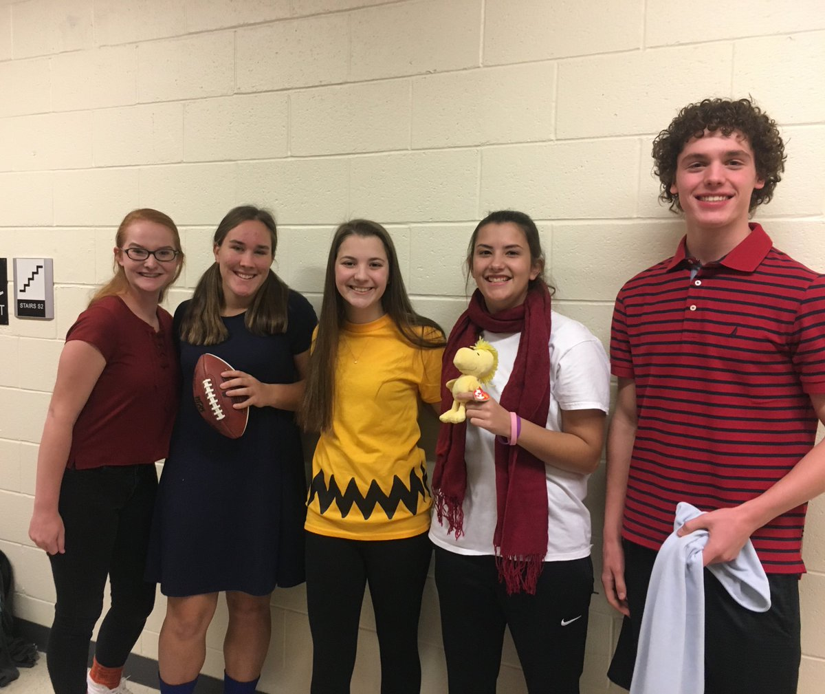 Spirit Week Day 1 Movie Character Day Send Us Any Pictures Of Your