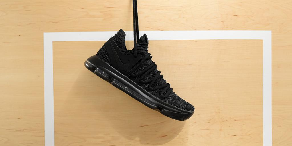b992b3477dac blackout the triple black nike kdx is in stores and online
