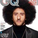 Citizen of the Year right here ✊🏾 @kaepernick7 @GQMagazine