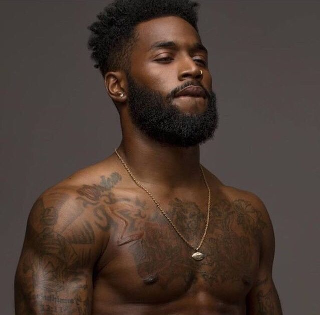 Thread of Black men just looking like ev...