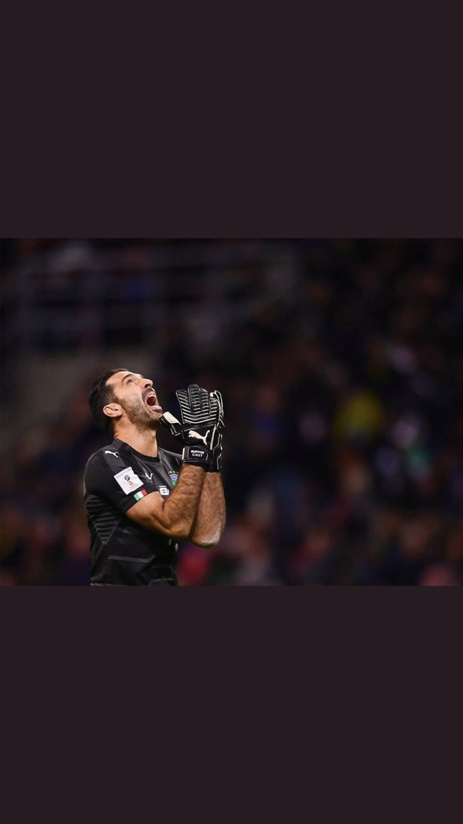 Sad to see his international career end with a bunch of idiots and a moron as a coach #Italy #Buffon #Italia #legend<br>http://pic.twitter.com/S6jYGkkH4W