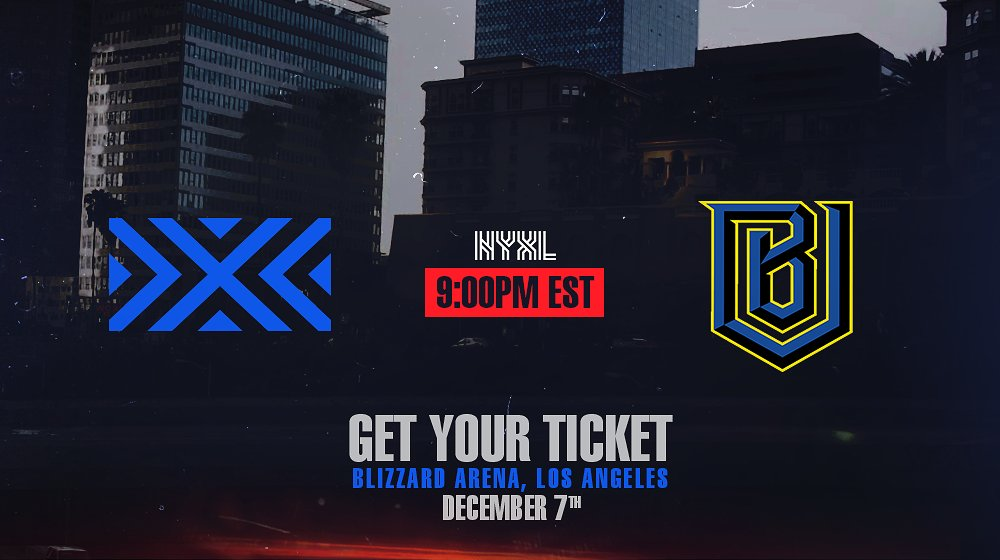 Pre-season is coming! Join us →  http:// blizz.ly/OLpreseason  &nbsp;    #NYXL #overwatchleague #predictions <br>http://pic.twitter.com/s0mSBmtdAs