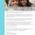 Free #RefugeeSponsorship information session (in French) & legal clinic (FR & EN) on Thurs, Nov 23, 5:30-8 pm at Community Centre Vanier-Richelieu. Register here: https://t.co/LQFgbpsrGq Email refugeessp@uottawa.ca for more info. @refugee613 @RSTP_ca