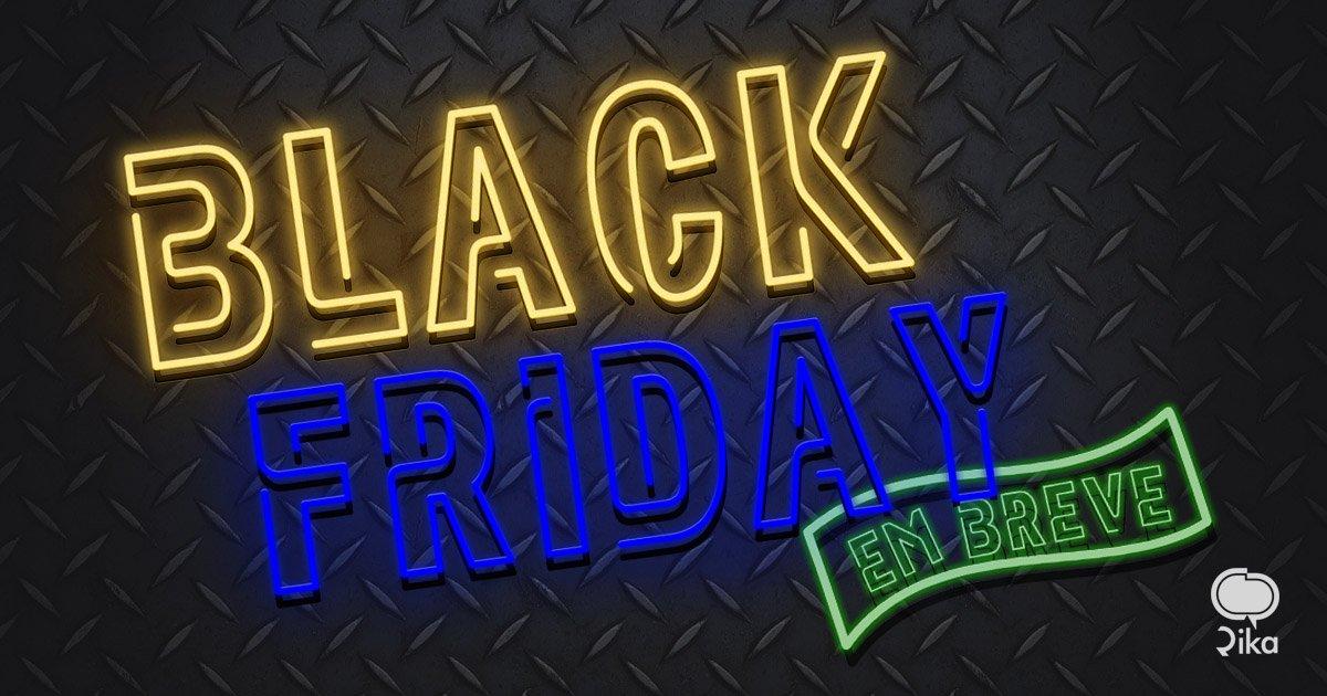 Black Friday da Rika Comic Shop