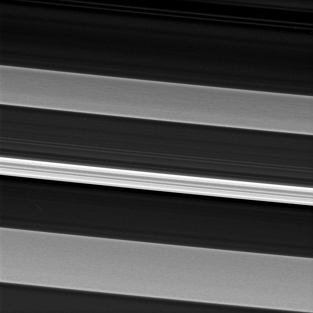 A familiar ring: @CassiniSaturn the spacecraft is no more, but mission research and image processing continues, including this view of the planet's C ring.  https://t.co/p7AWibesoD