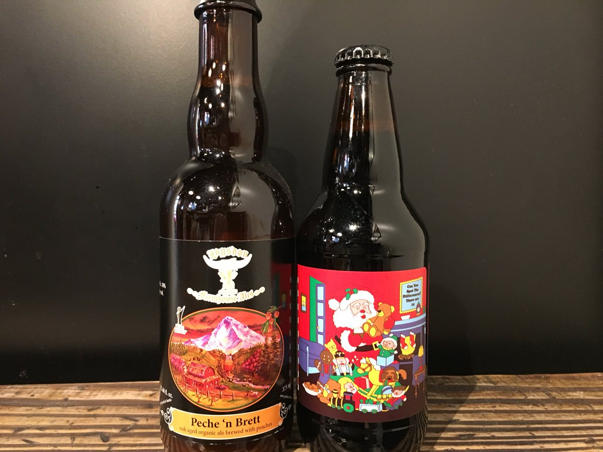 Christmas Bomb Beer.Cbc Dc On Twitter Santa Is Having A Beer So Why Can T You