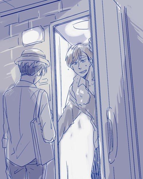 「あれ……松野今日合コンじゃなかった?」 「あつしくんごめん…」 「えーと…とりあえず上がる?」  …