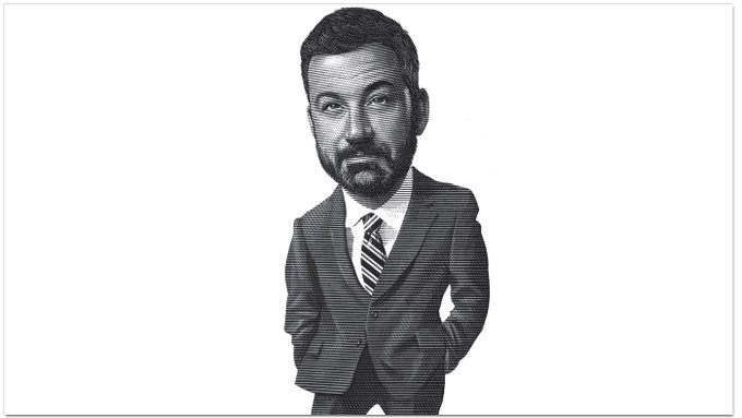 Happy birthday Jimmy Kimmel! Check out our recent Q&A with the host