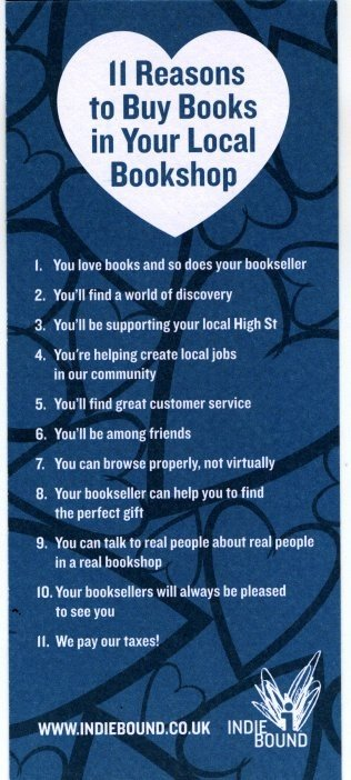 Gutter Bookshop On Twitter Do People Realise Their Local Bookshop - Can-pick-the-book-quick