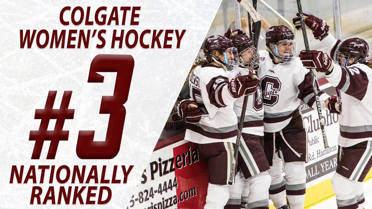 Colgate Women s Hockey on Twitter