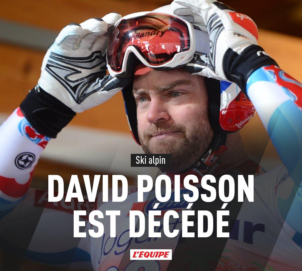 Le descendeur français David Poisson est mort, lundi, lors d'une chute à l'entraînement au Canada https://t.co/NiRny4Vhi7