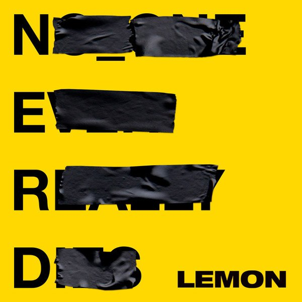 Rihanna Lemon Lyrics