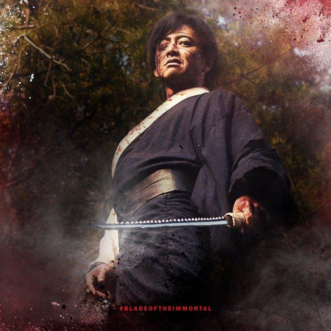 The man, the myth, the legend. Happy birthday, Takuya Kimura.