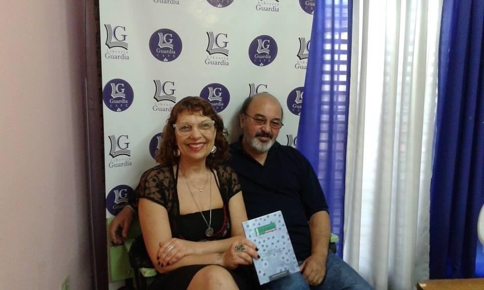 """Gloria Arcuschin على تويتر: """"Presentación Antología de Poesía ..."""