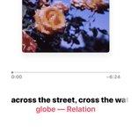 皆さんおはようございます。今朝の目覚めの一曲は、globeのacross the street, c…