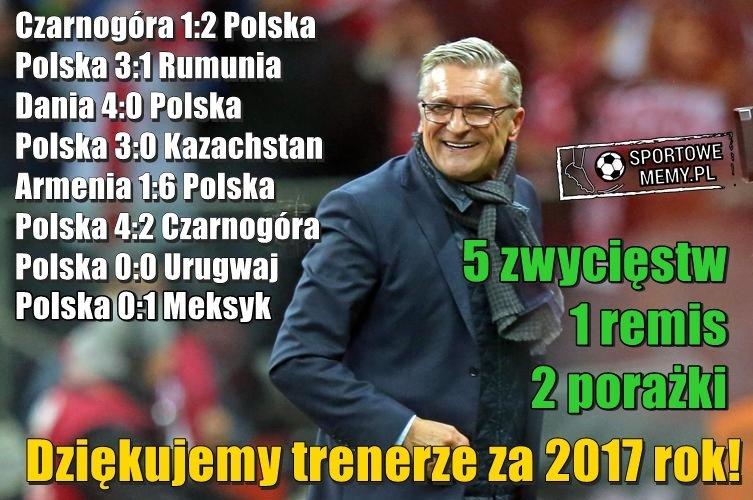 RT @SportoweMemyPL: Ostatni mecz w tym roku za nami. Dziękujemy! 🇵🇱💪 #polmex https://t.co/RdzmYIJDpM
