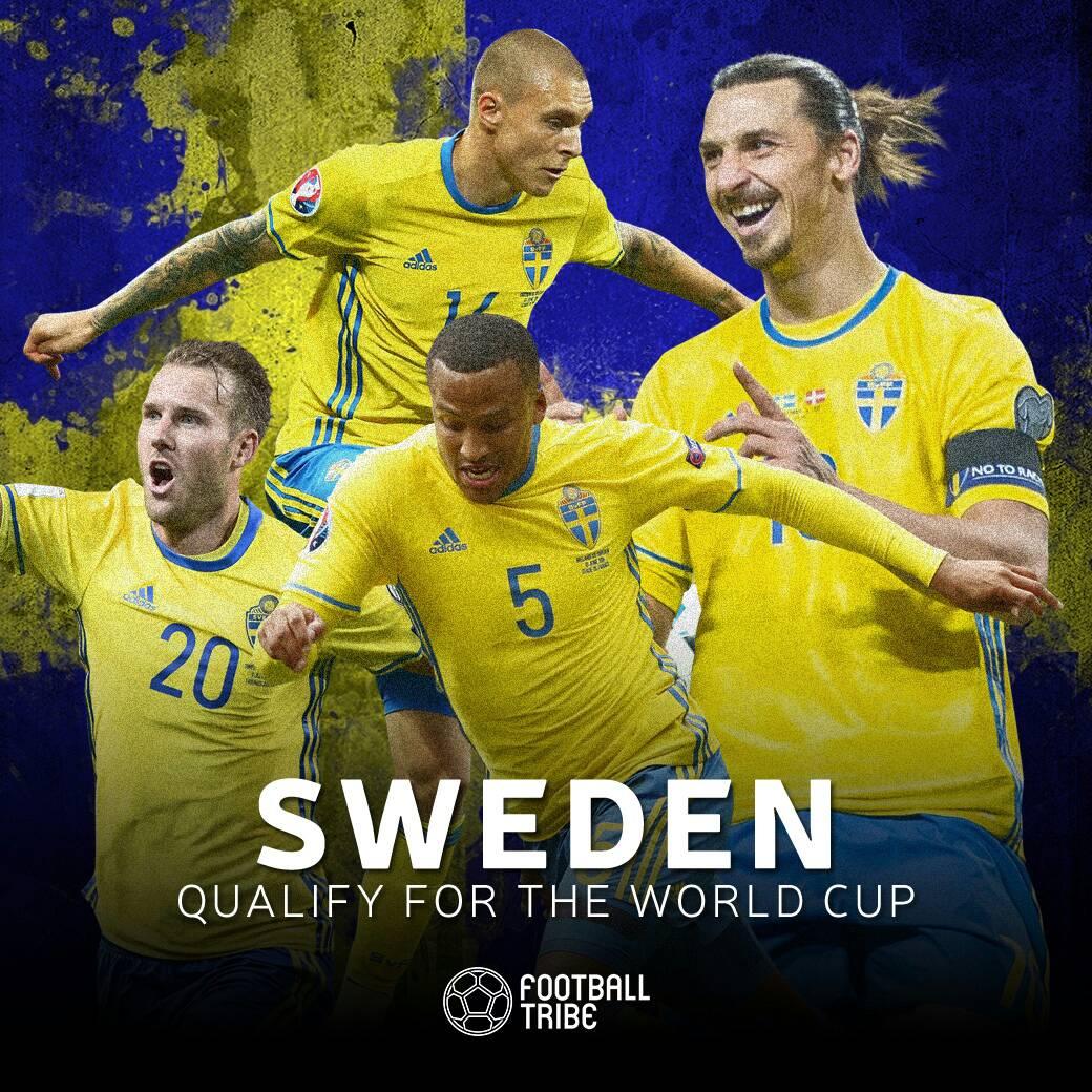 【TRIBE EYE】  2018ロシアワールドカップ欧州予選プレーオフ第2戦、イタリア代表対スウェ…