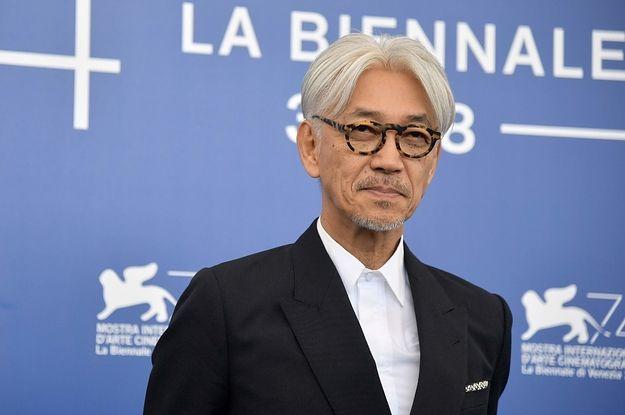 【取材しました】映画館からの上映使用料の徴収を目指すJASRACの方針などについて、坂本龍一さんにお…