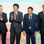 安倍首相、ASEAN+3などに出席 日比首脳会談では防衛協力を確認 sankei.com/polit…
