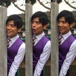 翔さんとふまたんの師弟関係❤️⇄💜最高ッス!😘#櫻井翔 アニキーーーー❤️(`・3・´)ふまた〜ん💜…