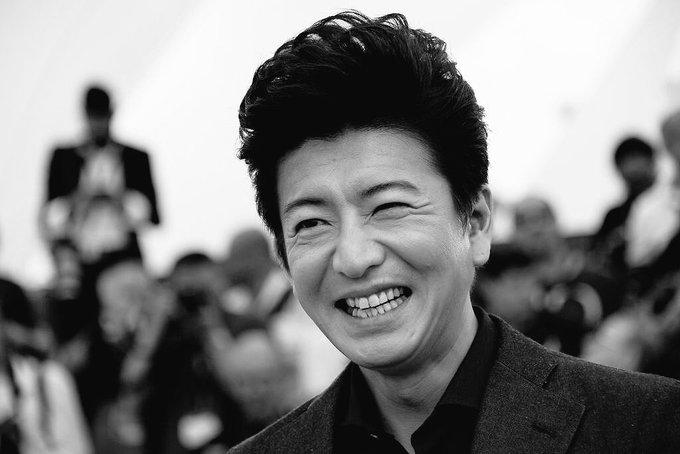 We wish a very happy birthday to the amazing Takuya Kimura!