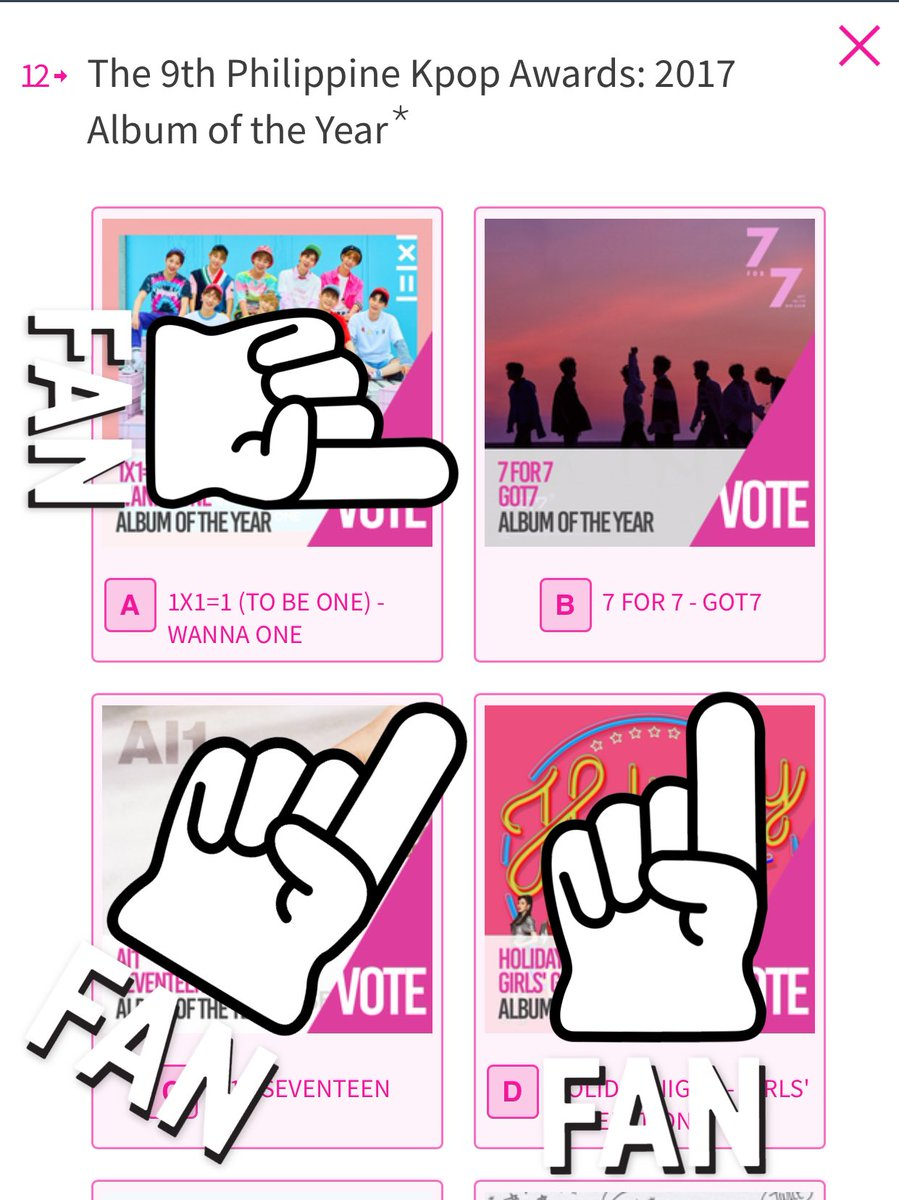 vote for #GOT7 ahgases!   It's very easy!  You can vote many times with multiple accounts.   Click link below:   http:// pkci.org/kpopawards2017/  &nbsp;    @GOT7Official  #2017MAMAGOT7 #갓세븐 #GOT7 #TEAMGOT7   http:// pkci.org/kpopawards2017/  &nbsp;  <br>http://pic.twitter.com/yLQSZarZDl