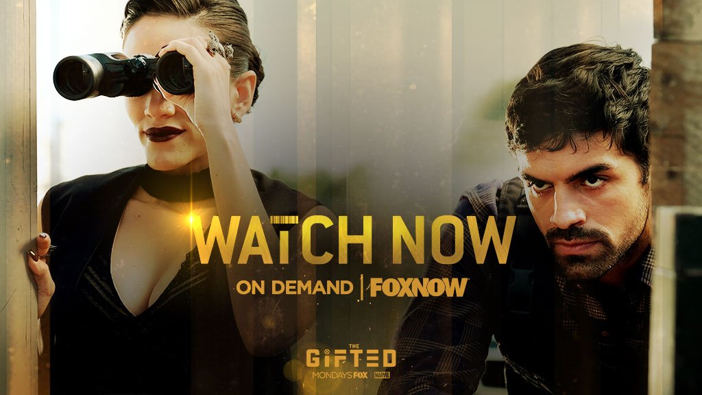 Do what you have to do. Watch the latest episode of #TheGifted now: https://t.co/y3V2foeOcN
