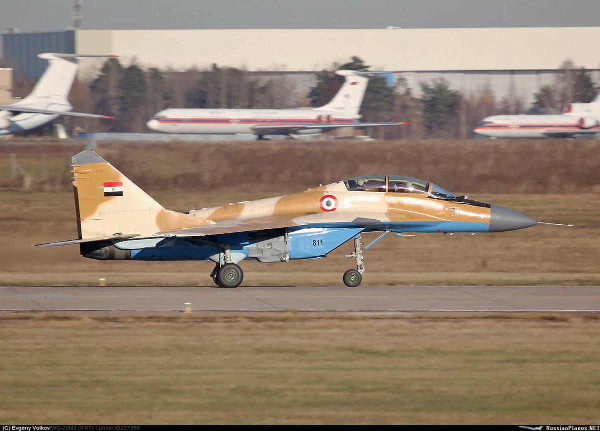 "50 مقاتلة من طراز ""ميغ-29"" إلى مصر - صفحة 2 DOjIe6IWkAIc2Ex"