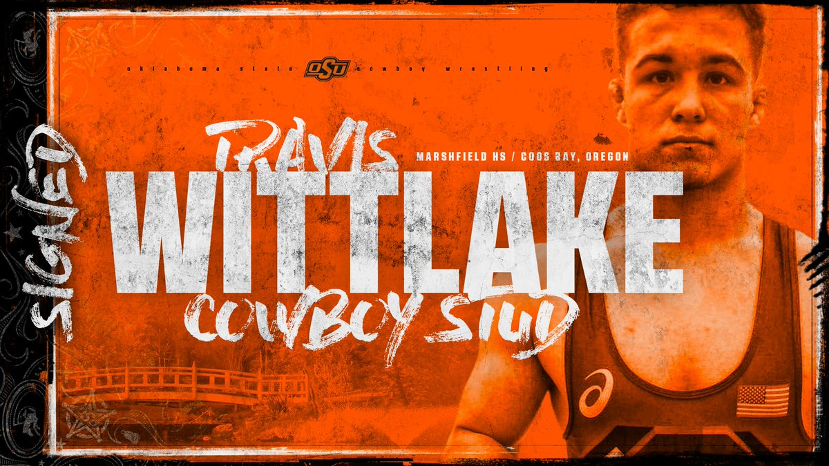 He made it official   Welcome our newest Cowboy, Cadet World bronze medalist @WittlakeJr, to the #okstate family. #BeACowboy <br>http://pic.twitter.com/K2dUwdWrIu