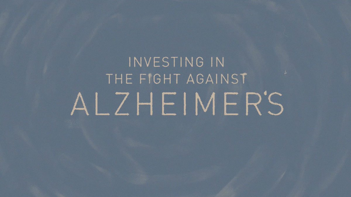What will it take to find a breakthrough in Alzheimer's? We need to make progress in these five areas… https://t.co/ukKORUYcLm