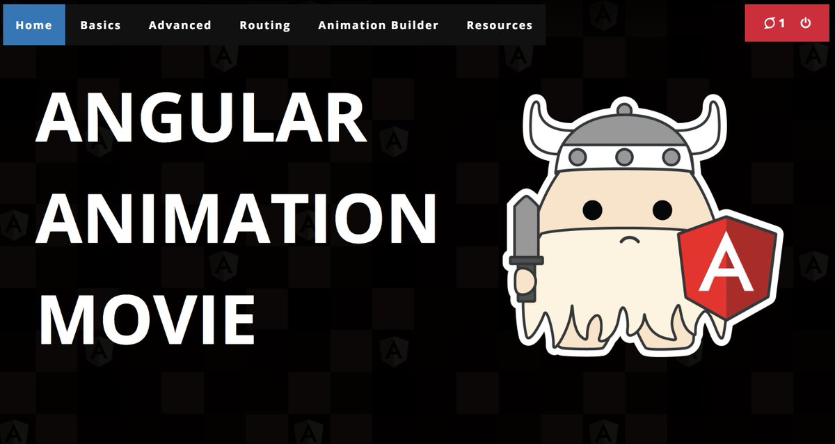 Angular On Twitter The Coolest Interactive Angular Animations Guide By Yearofmoo Https T Co Vsjuadhjjw