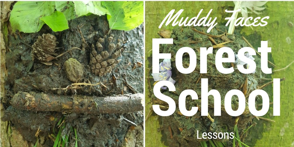 Muddy Faces: Forest School Lessons  http:// bit.ly/MuddyFaces  &nbsp;   #forestschool #childhoodunplugged<br>http://pic.twitter.com/ysMcwAWRW6
